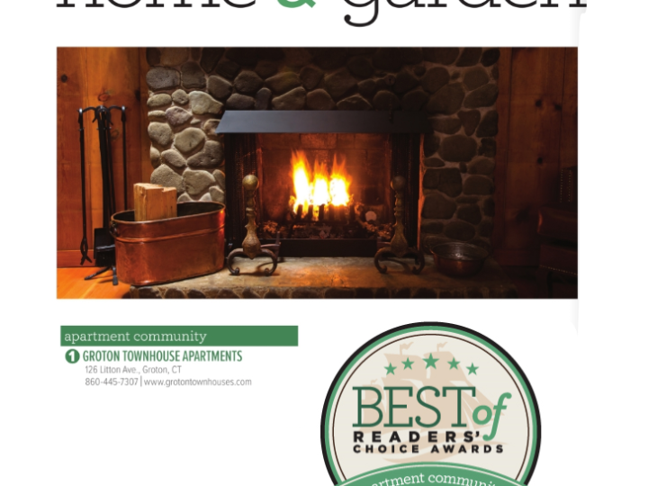 Groton Townhouse Apartments Voted 2019 Best Apartment Community
